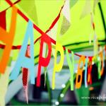 A Glamping Birthday by Hannah Pangilinan
