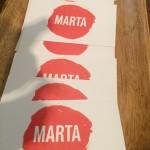 #ThisIsNewYorkCity Dining at Marta