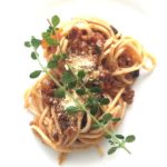 #MyManangRocks Meat-free Spaghetti Recipe
